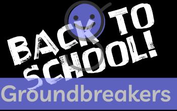 Groundbreakers Logo Back To School