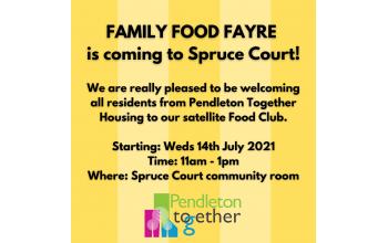Spruce Court info wide